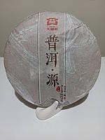 """Чай Шу Пуэр """"1501"""" завода Мэнхай 2015 г, 25 грамм"""