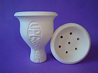Чаша классическая Апгрейд Форм большая с белой глины, УПГ, UPG