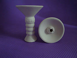 Чаша Alian с белой глины