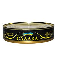 ТМ Пролив Салака копч. в масле 2/150 г 72 шт/уп