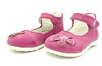 Детские сандали-босоножки с кожаной стелькой 21-26 размер