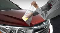 Защитная плёнка капота и крыльев оригинал Toyota Highlander 2014-on
