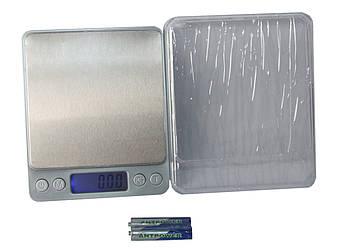 Профессиональные ювелирные весы WIMPEX WX 1208-500gm (0.01gm) D100