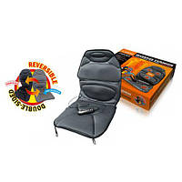 Lavita LA 140411 Накидка на сиденье массажная с подогревом (5 моторов)