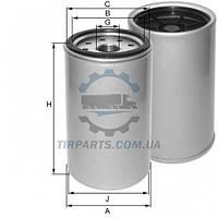 Фильтр топливный (сепаратор) DELSA VOLVO FH12 (KC362D | DS1489FS)
