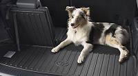 Коврик багажника оригинал Toyota Highlander 2014-on