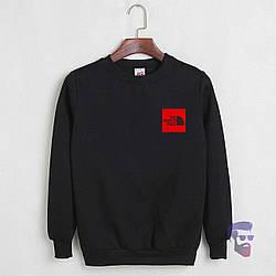 Спортивная кофта The North Face, Зе Норс Фейс, свитшот, трикотаж, мужской,черного цвета,копия
