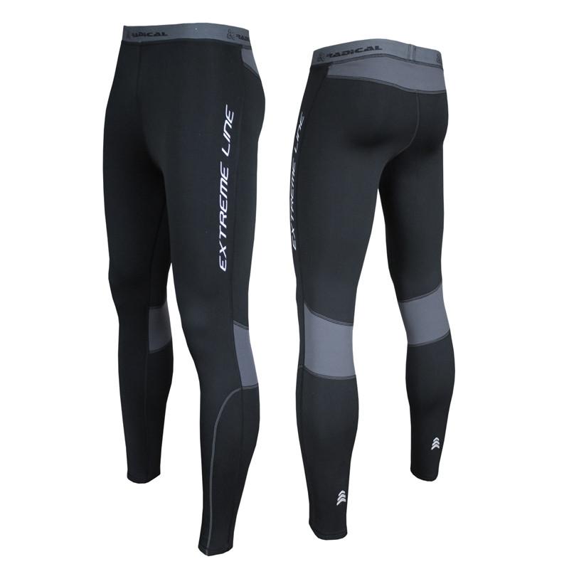 Женские спортивные утепленные лосины для бега Rough Radical Thunder (original), компрессионные штаны-тайтсы для бега