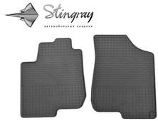 """Коврики Резиновые """"Stingray"""" на Hyundai Elantra (2007-2011) хюндай елантра"""