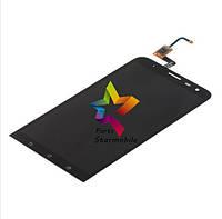 Дисплей Asus ZenFone 2 Laser (ZE601KL), черный с тачскрином