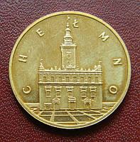 Польша 2 злотых 2006 г., 'Древние города Польши - Хелмно'