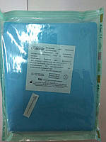 Покрытие операционное стерильное одноразовое 210х160 см / Славна