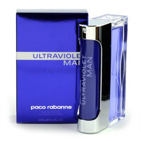 Туалетная вода Paco Rabanne Ultraviolet Man 100 ml