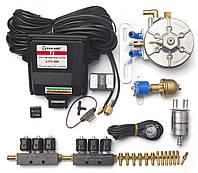 Комплект Torelli T3 Pro OBD 6 цил, редукт. Aries,газ.клапан,реверс,форс.Torelli, фільтр, датч.ур. палива АЕВ, фото 1