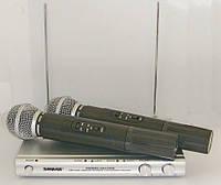 Радио система Shure SH-500 UHF SM58 радиомикрофоны сн 500 динамические беспроводные, sennheiser сенхайзер шуры