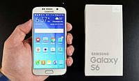 Смартфон Samsung Galaxy S6 5.1'' экран (8 ядер| 16Gb| 12Мп) Телефон Самсунг С6