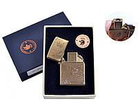 """Спиральная USB-зажигалка """"Дракон"""" №4801-5, модный и стильный гаджет для Вас, подарочная упаковка"""