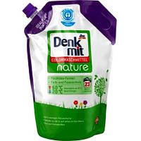 Био ― гель для стирки цветного Denkmit Colorwaschmittel​ Nature 1,5 L