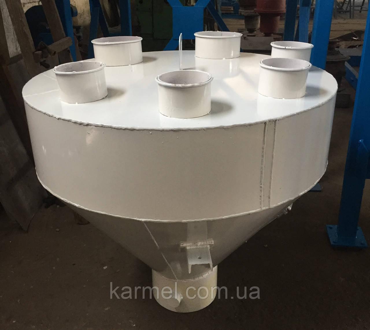 Груповой тензометрический дозатор инертных масс KARMEL