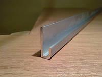 Алюминиевый профиль — специальный алюминиевый профиль 20х7,5х1,5