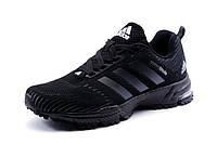 Кроссовки Adidas Spring Blade унисекс текстиль, черные, р. 36 37 38 39 40