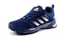 Кроссовки Adidas Spring Blade унисекс текстиль, темно-синие, р. 39