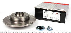 Диск тормозной задний Renault Trafic 01- (с подшипником), фото 2