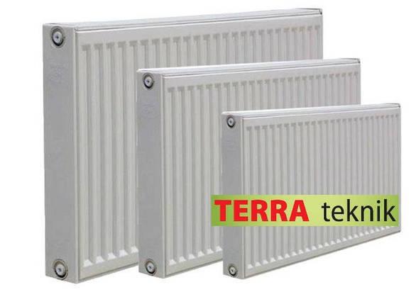 Радиатор стальной Terra teknik 11 тип, высота 500, нижнее подключение, фото 2