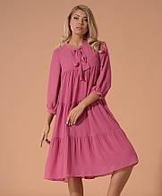 Платье Наваби розовый