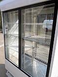 Шкаф-витрина холодильная COLD- SW 1400 бу, холодильный шкаф-купе  б/у, фото 5