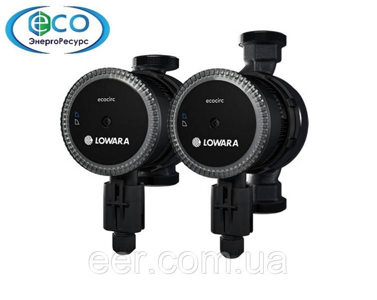 Насос циркуляционный Lowara ecocirc  BASIC
