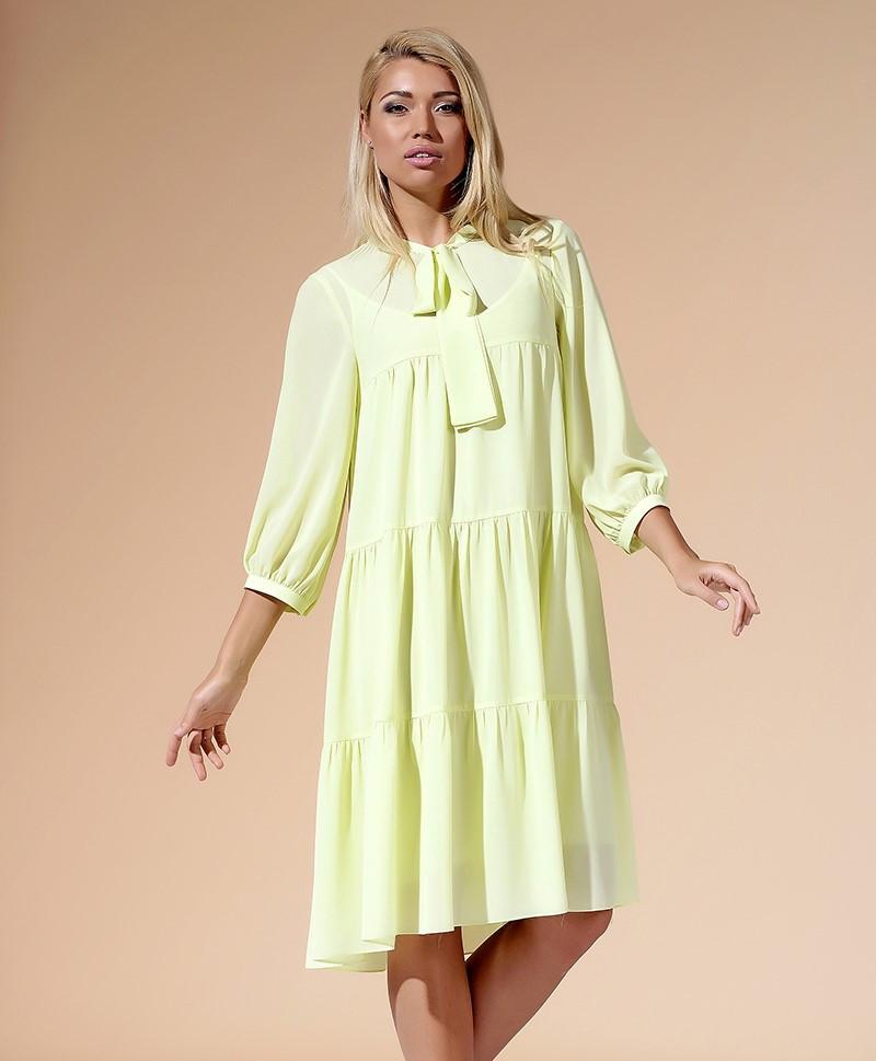 Платье Наваби желтый