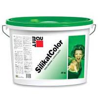 Baumit  SilikatColor -  краска силикатная 24кг
