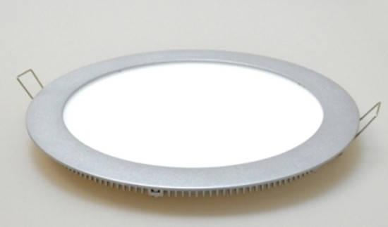 Светодиодная панель LM406 25W 4500К круг.белый Код.57671, фото 2
