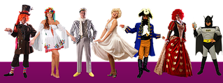 Карнавальные костюмы взрослые