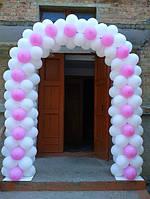 Арки из воздушных шаров, фото 1