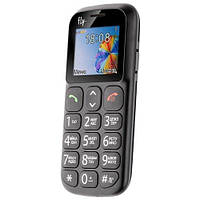 Мобільний телефон Fly Ezzy 7 Black