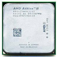 Процессор AMD Athlon II X3 425 3х2.7GHz Socket AM3 три ядра