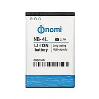 Аккумулятор АКБ  Nomi NB-4L  i240  Original