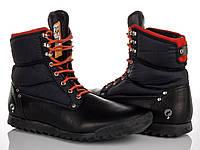 Ботинки Quik коричневые  44 рзм.