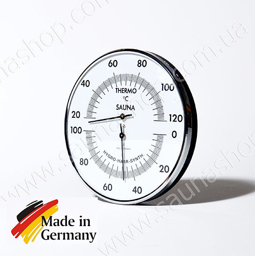Термогигрометр для бани, сауны TFA