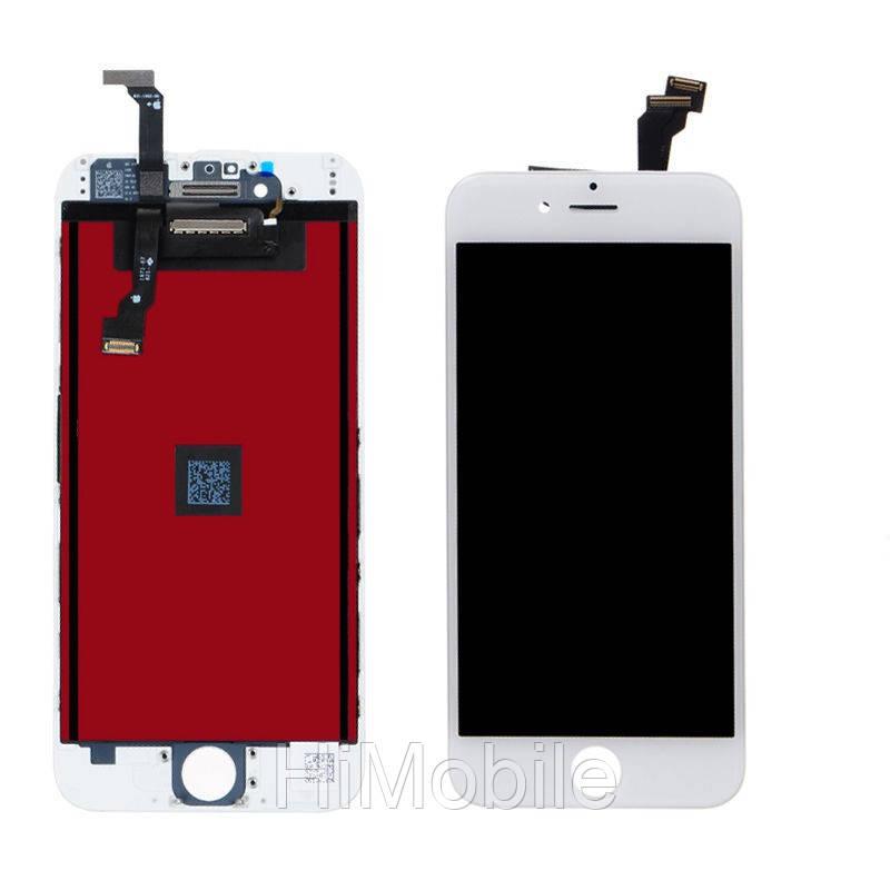 Дисплей экран для Apple iPhone 6 белый High Copy