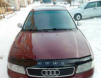 VipTuning Audi A4 B5 '94-01 Дефлектор капота мухобойка