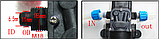 Насос мембранный высокого давления 12В, 60Вт, фото 6
