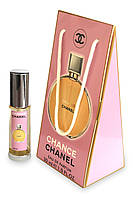 Женский мини-парфюм Chanel Chance (Шанель Шанс),30 мл в подарочной упаковке