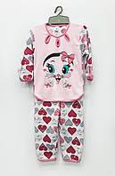 Трикотажная пижама Кошечка, интерлок