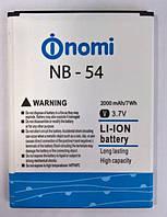 Аккумулятор  Nomi NB-54  i504  Original