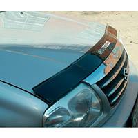 VipTuning Suzuki Grand Vitara I '98-05 Дефлектор капота мухобойка