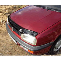 VipTuning Volkswagen Golf III '91-98 Дефлектор капота мухобойка