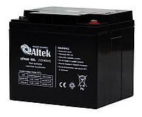 Аккумуляторная батарея Altek 6FM40GEL (40Ачас/12В)